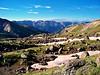 "The ""Rock Garden"" on the southeast approach to Wetterhorn Peak, Colorado San Juans"
