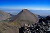 """Humble"" Humboldt Peak as seen from the towering summit of Crestone Needle; Colorado Sangre de Cristo Range."