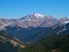 La Plata Peak's northwest ridge, viewed from Independence Pass; Colorado Sawatch Range