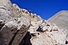 A fun scramble along the south ridge of Mount Antero; Colorado Sawatch Range.