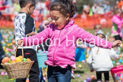 14th Annual Children's Grand Easter Egg Hunt 4-8-17
