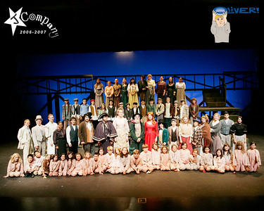 Oliver! - Cast Photos