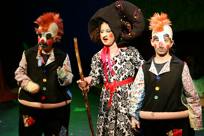 The Story of Hansel and Gretel - Production Photos