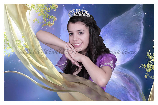 My Sweet 15 Evannely Duarte