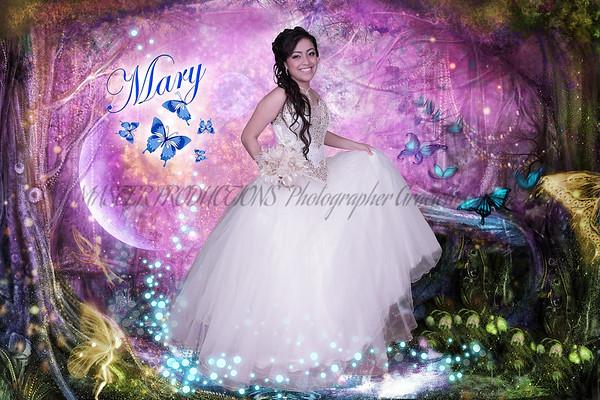 my Sweet 15 Maria de Jesus