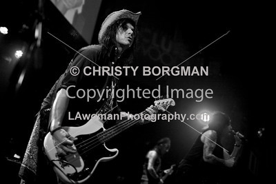 Scotty Griffin, LA Guns