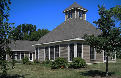Urbana Friends' Meeting House