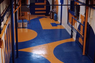 Varsity Room, Memorial Stadium, University of Illinois