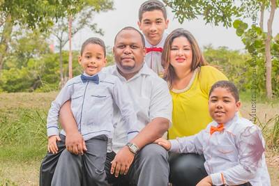 Sesion Lessy y Familia