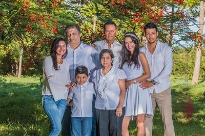 Sesion Shirely y familia