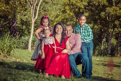 Sesion de Graysi Valdez y Familia