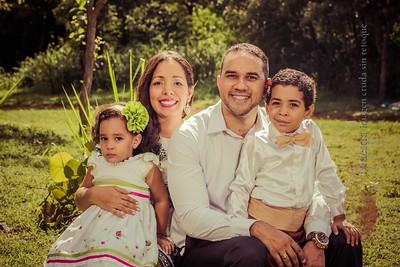 Sesion de Maite Mateo y Familia