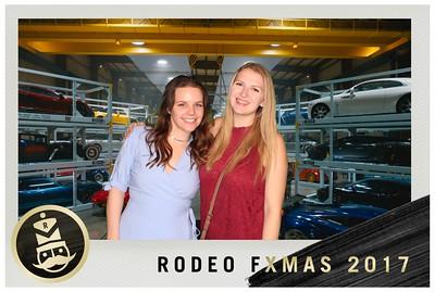 15 décembre 2017 - RODEO FXmas party 2017