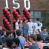 Students, faculty and staff enjoyed CCM's 150th anniversary birthday picnic. UC/Joseph Fuqua II