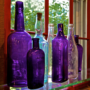 Purple Bottles, 2014 GALA Photo Show