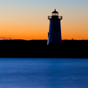 Edgartown Light, 2014 GALA Photo Show