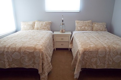 4th Bedroom with 2 Full Size Beds