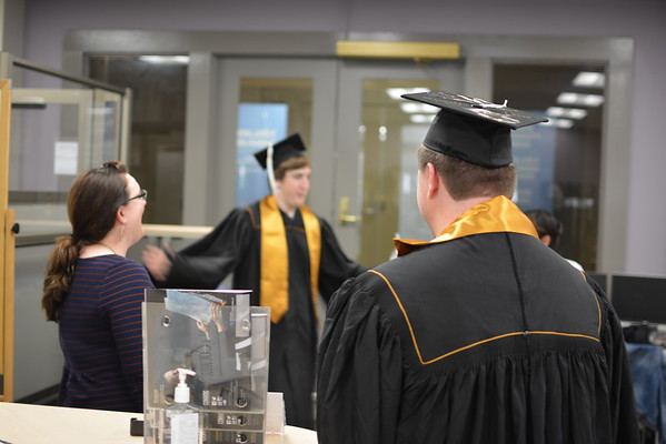 Graduating Senior Interns 1516