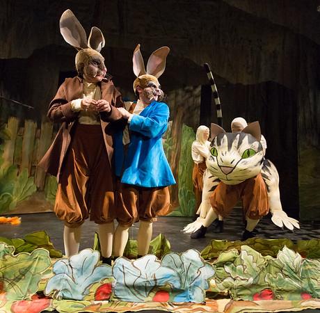 Peter Rabbit Tales - November 22, 2015