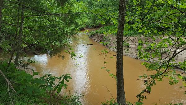 Frontage on Elk Creek