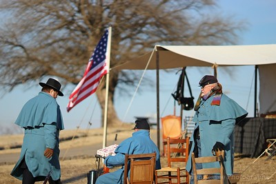 152nd Anniversary of the Battle of Nashville at Fort Negley 12/10/16