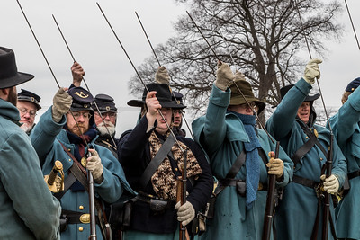 153rd Anniversary Battle of Nashville 12/9/17
