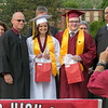 Fitchburg High School graduatuon was held at Crocker Field on Friday night, May 31, 2019. SENTINEL & ENTERPRISE/JOHN LOVE