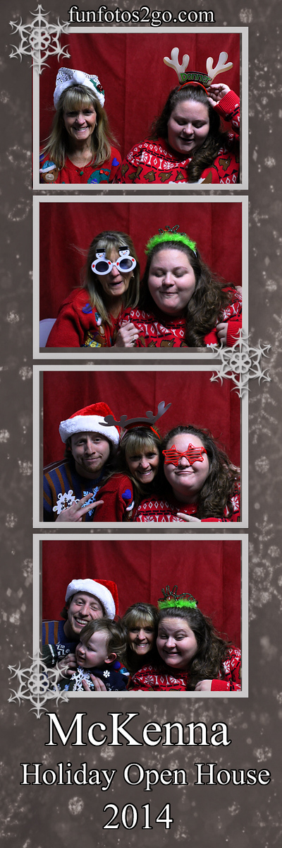 15th Annual McKenna Holiday Open House