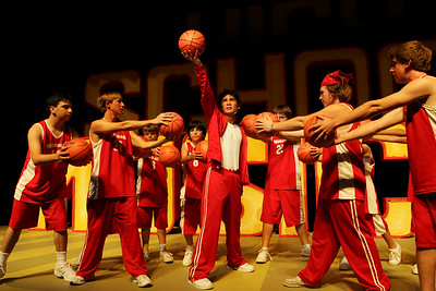 Disney's High School Musical - Production Photos