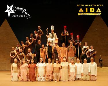 Elton John & Tim Rice's AIDA - Cast Photos