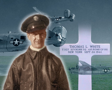 – Intro – T/Sgt Tom White, 485th Bomb Group