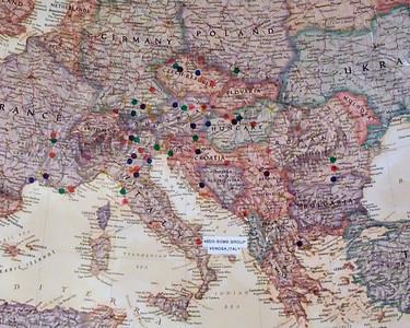 Venosa, Italy ~ Maps & Pictures