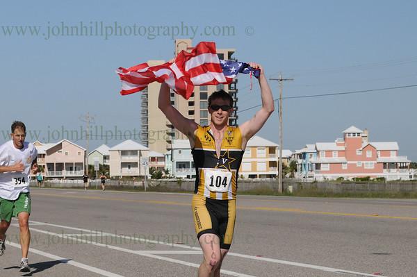 15th Annual Mullet Man Triathlon- 2011