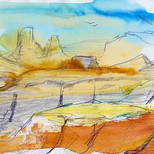 Simien Mountains Ethiopia, 1