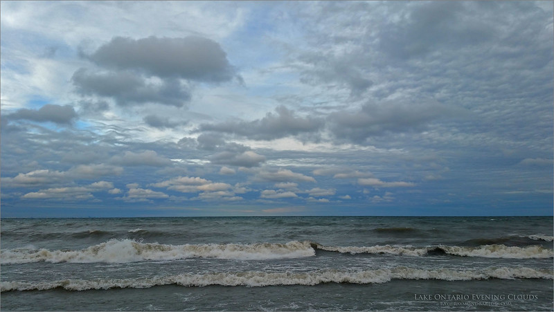 Lake Ontario Sea-scape<br /> Ontario, Canada<br /> <br /> ray@raymondbarlow.com<br /> samsung SM-N910W8<br /> 1/361s f/2.2 at 4.6mm iso800