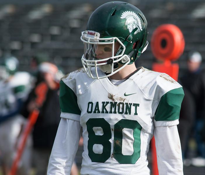 Oakmont's Connor McBride. SENTINEL&ENTERPRISE/ Jim Marabello