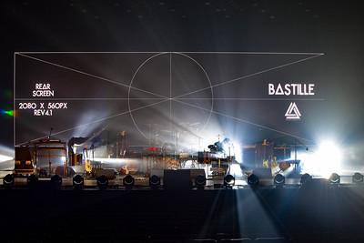 CVN, Bastille