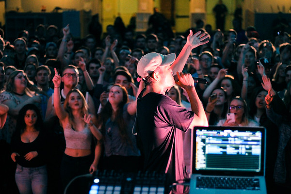 Bryce Vine - March 31, 2017
