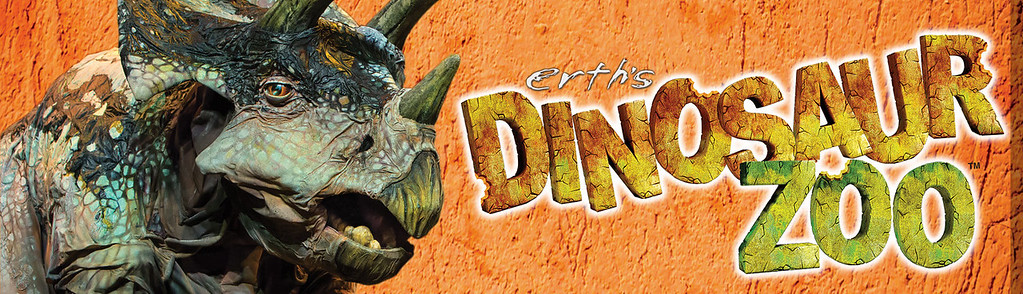 Erth's Dinosaur Zoo Live - January 29, 2017