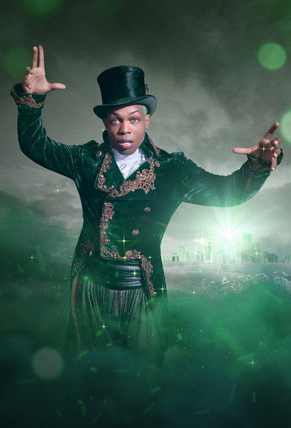 Todrick Hall Straight Outta Oz - April 11, 2017