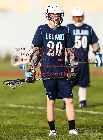Men's Varsity Lacrosse, Newark Memorial vs Leland