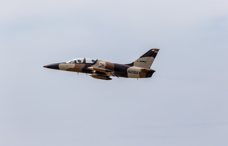 -(Aircraft) Aero L-39 Albatros <br /> -(Operator) Textron - Airborne Tactical Advantage Company<br /> -(Home Base) Newport News, Virginia