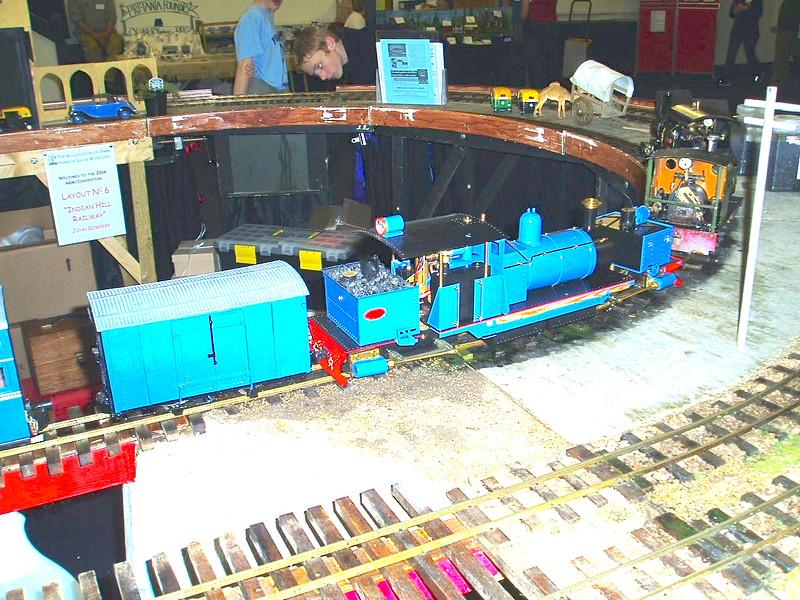India Hill Railway 7