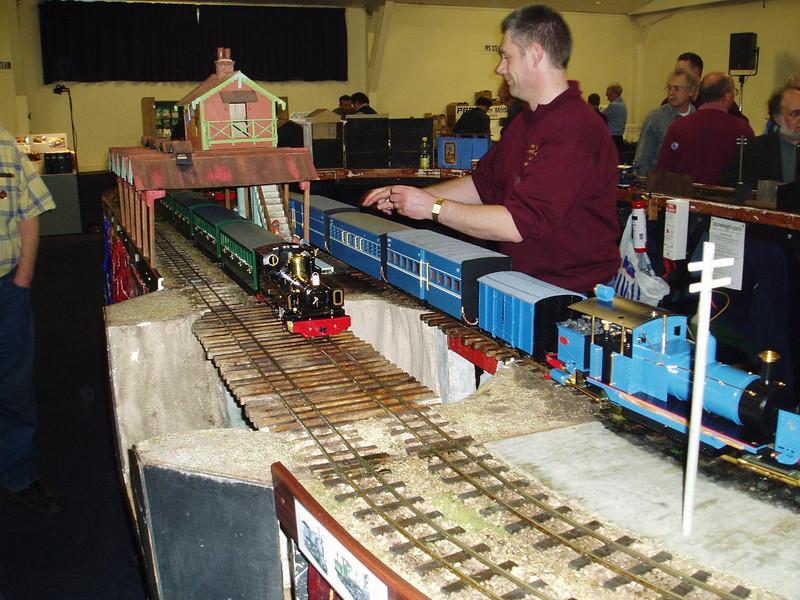 India Hill Railway 6