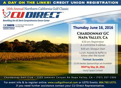 16th Annual CU Direct Northern Cal Golf Classic