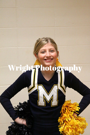 17-18 MHS Winter Cheerleaders