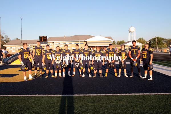'17 Fall Seniors-Chherleaders/Football