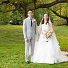 Kat and Ryan Get Married at NY Botanical Garden