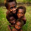 Malekula kids Vanuatu