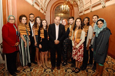 Middle Eastern and Arab American Senior Celebration